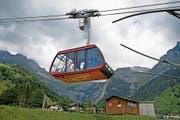 Die Brunni-Bahnen beförderten im vergangenen Winter rund 220000 Gäste. (Bild: Corinne Glanzmann; Engelberg, 26. Juni 2018)