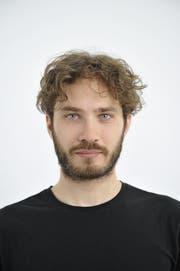 David Gadze, Stadtredaktor St.Galler Tagblatt. (Bild: Hanspeter Schiess)