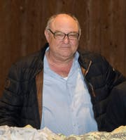 Kurt Scheidegger geht in Pension. (Bild: Tatjana Schnalzger)