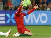 Nach dem Ende der Vorrunde in der Gruppe B nicht frei von Kritik: Portugals Cristiano Ronaldo (Bild: KEYSTONE/EPA LUSA/PAULO NOVAIS)
