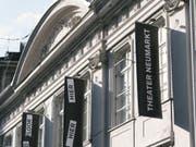 Das Theater Neumarkt verlässt nächstes Jahr mehrmals das Gemäuer und bespielt die Stadt Zürich mit einer grossen theatralen Skulptur. (Bild: Keystone/CHRISTIAN BEUTLER)