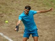 Ist auch aus Sicht der Organisatoren der Favorit in Wimbledon: Roger Federer (Bild: KEYSTONE/AP dpa/FRISO GENTSCH)