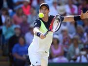 Andy Murray ist nach seiner Verletzungspause auch noch auf Formsuche (Bild: KEYSTONE/AP PA/STEVEN PASTON)