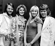 ABBA im Jahr 1974: Benny Andersson, Anni-Frid Lyngstad, Agnetha Fältskog und Björn Ulvaeus (v.l.). (Foto: AVRO - Beeld & Geluid wiki)