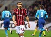 Der Schweizer Internationale Ricardo Rodriguez spielt für die AC Milan.