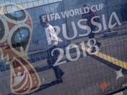 An der WM in Russland beginnen heute womöglich die Rechnereien (Bild: KEYSTONE/EPA/WALLACE WOON)