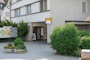 Im November erfolgt das Aus für die Poststelle in Kirchberg in ihrer heutigen Form. (Bild: Claudio Weder)