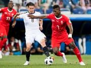 Nach dem zähen Ringen gegen Costa Rica erhoffen sich die Schweizer Medien von Breel Embolo und Co. im WM-Achtelfinal gegen Schweden eine Steigerung (Bild: KEYSTONE/LAURENT GILLIERON)