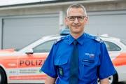 Urs Gallati, neuer Leiter Polizeiregion Fürstenland-Neckertal.(Bild: PD)