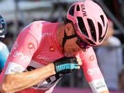 Für Chris Froome ist es keine Frage, ob er an der Tour de France startet (Bild: KEYSTONE/AP/GREGORIO BORGIA)