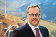 Der neue Landammann des Kantons Schwyz, Kaspar Michel (Bild: Keystone/Urs Flueeler)