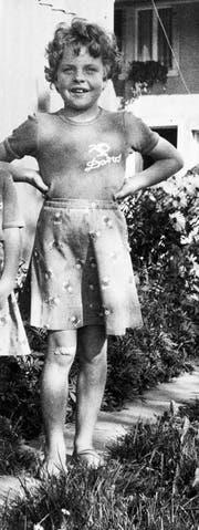 Am 3. Mai 1986 verschwindet die achtjährige Edith Trittenbass aus Wetzikon auf dem Weg zur Schule. Seither fehlt von ihr jede Spur. (Bild: KEYSTONE/Str/Undatiertes Polizeibild.)