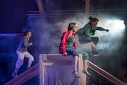 Die Produktion «All Inclusive» des Jugendtheaters Willisau wurde vom regionalen Kulturförderfonds mit 5000 Franken unterstützt. (Bild: Pius Amrein, 16. Mai 2018)