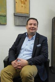 Glen Aggeler, Präsident Kesb Toggenburg (Bild: PD)