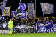 Der FC Luzern trifft auf Gland Bild: Laurent Gilliéron (Echallens, 26. Oktober 2017))