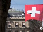 US-Töchter von Credit Suisse und UBS bestehen jährlichen Fed-Bankenstresstest. (Bild: KEYSTONE/GAETAN BALLY)