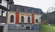 Das Hotel-Restaurant Widder in Küssnacht (Bild: Edith Meyer / Bote der Urschweiz)