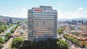 Der MGB-Hauptsitz der Schweiz am Limmatplatz in Zürich. (Bild: PD)
