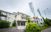 Die Klinik St.Georg in Goldach ist nicht mehr rentabel. (Bild: Andrea Stalder)