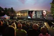«The Post» mit Meryl Streep und Tom Hanks wird im Open-Air-Kino Luzern am 14. Juli und am 14. August zu sehen sein. (Bild: Bildmontage: PD)