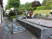 Ein 57-jähriger Motorradlenker ist bei einem Überholmanöver tödlich verunfallt. (Bild: Kantonspolizei Appenzell Innerrhoden)
