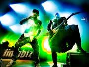 Limp Bizkit sind nächsten Freitag Headliner am Greenfield Festival in Interlaken. (Bild: Pressebild)