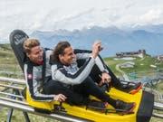 Geschätztes Preis-Leistungs-Paket: Nico Elvedi und Yann Sommer sind zwei von nunmehr fünf Schweizern bei Borussia Mönchengladbach (Bild: KEYSTONE/TI-PRESS/SAMUEL GOLAY)