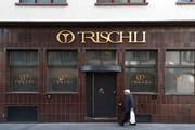 Das legendäre «Trischli» in der St.Galler Brühlgasse, wie es heute aussieht. (Bild: Michel Canonica - 3. Oktober 2012)