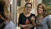Gräbt tief in der eigenen Familiengeschichte: Regisseurin Nathalie Oestreicher (links) mit ihrer Schwester Sophie Tummarello. (Bild: Cineworx)