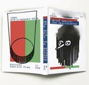 Der Umschlag von Luca Schenardis Buch «Meyer spricht von Gratiskaffee» mit fehlerhaften Teletext-Meldungen. (Bild: PD)