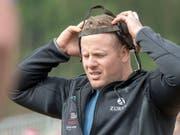Matthias Glarner ist noch nicht ganz frei von Beschwerden (Bild: KEYSTONE/MARCEL BIERI)