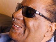 Der US-Sänger Clarence Fountain ist am Sonntag in einem Spital verstorben. (Bild: KEYSTONE/AP/JUSTIN SULLIVAN)