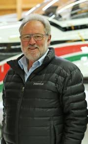 Oscar J. Schwenk, Verwaltungsratspräsident der Pilatus Flugzeugwerke AG (Bild: PD)