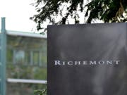 Der Luxusgüterkonzern Richemont bereinigt sein Markenportfolio. (Bild: KEYSTONE/MARTIAL TREZZINI)