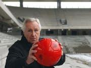 Walter Eich war auch im Stade de Suisse noch häufiger Gast (Bild: KEYSTONE/EDI ENGELER)