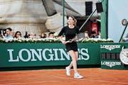 Paris war der Anfang und das Ende von Steffi Grafs Grand-Slam-Erfolgen. (Bild: PD)
