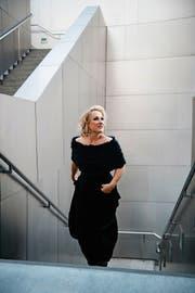 Die Sopranistin Diana Damrau: «Es ist schön, mit dem Publikum zu kommunizieren». (Bild: PD)