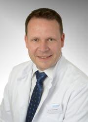 Dr. med. Alexander Strehl, Facharzt für Orthopädische Chirurgie und Traumatologie des Bewegungsapparates, www.hirslanden.ch (Bild: PD)