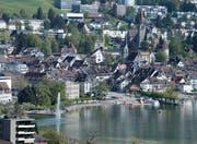 Fehlender preisgünstiger Wohnraum ist ein grosses Problem in der Stadt Zug. Zuger Zeitung: Stefan Kaiser