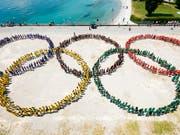 Nach den Olympischen Spielen rückte Pyeongchang ungewollt wieder in die Schlagzeilen (Bild: KEYSTONE/VALENTIN FLAURAUD)