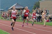 Marilou Krienbühl setzte mit 9.06 Sekunden über 60 Meter einen regionalen Bestwert. (Bild: Sven Marti (Stans, 1. Juni 2018))