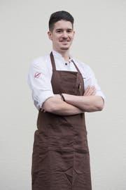 Mario Garcia ist Co-Leiter der Kochschule Cre/ate in Horw. (Bild: Pius Amrein (8. Dezember 2015))