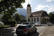 Die Kapelle Unterheiligkreuz kann saniert werden. (Bild: Florian Arnold, Altdorf, 29. Mai 2018)
