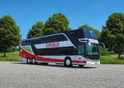 Das Busunternehmen Eurobus plant den Aufbau von Fernbusreisen in der Schweiz und setzt im Verkauf auf das Buchungssystem von Flixbus. (Bild: pd)