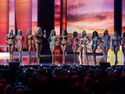 Schluss damit: Kandidatinnen an der Wahl zur Miss America müssen nicht mehr im Badekleid posieren, wie hier 2016 in Atlantic City. (Bild: KEYSTONE/AP/MEL EVANS)