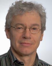 Mathis Müller, Biologe und Projektleiter des Gebäudebrüter-Inventars. (Bild: PD)