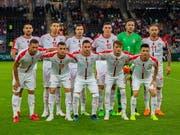 Serbien kehrt nach acht Jahren Absenz auf die grosse Fussballbühne zurück (Bild: KEYSTONE/EPA EXPA/DOMINIK ANGERER)