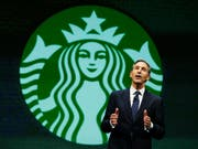 Politische Ambitionen?: Der Verwaltungsratspräsident der US-Kaffeehauskette Starbucks, Howard Schultz, hat seinen Rückzug aus der Firma bekanntgegeben. (Bild: KEYSTONE/AP/TED S. WARREN)