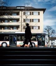 Am Gossauer Bahnhof kommt es im Dezember zu wenig Änderungen. (Bild: Benjamin Manser (25. Februar 2015))