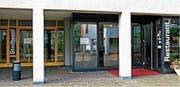 Den Saal vermietet die Stadt neu selber. Das Restaurant Stadthof bleibt vorerst geschlossen. (Bild: Fritz Bichsel)